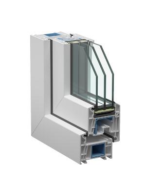 Пластиковые окна NW Standart